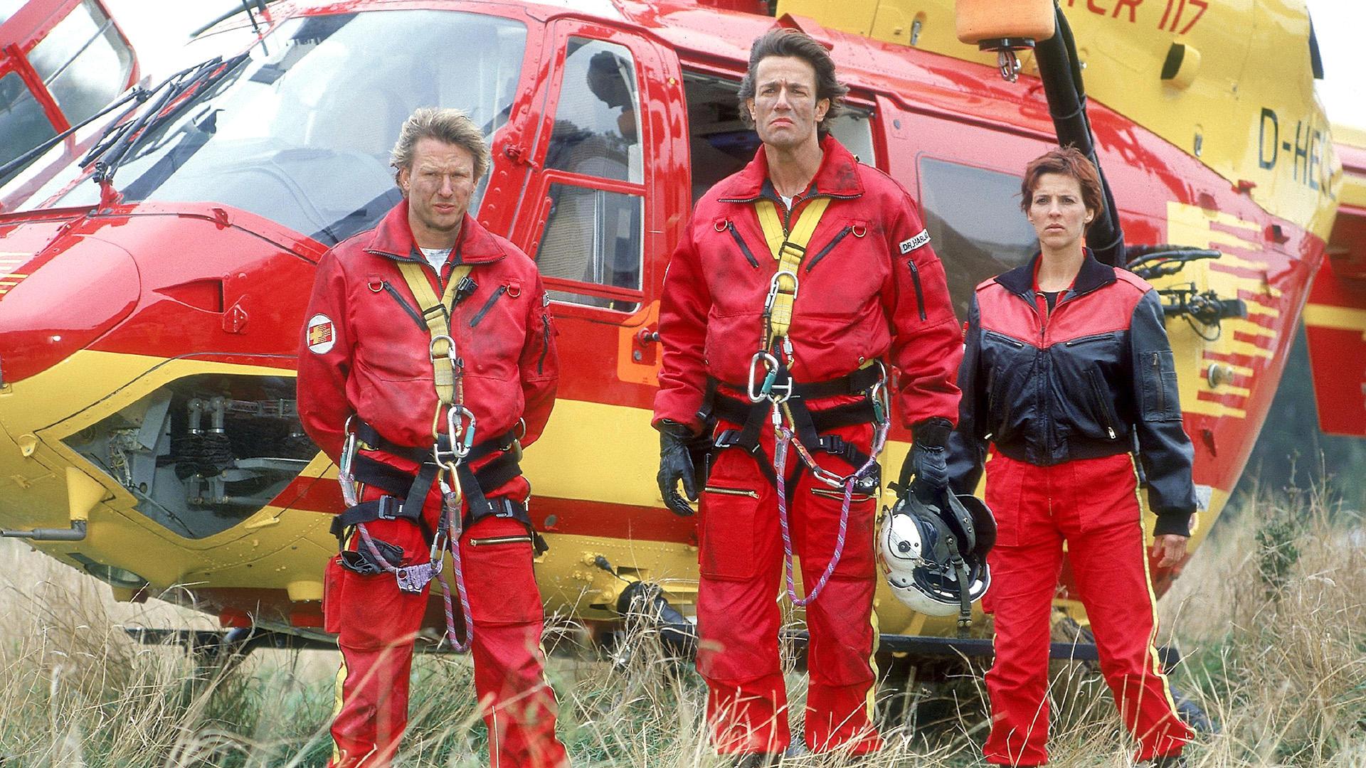 Medicopter 117 Flucht Ohne Wiederkehr
