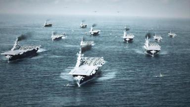 Kriegsschiffe - Giganten Der Meere