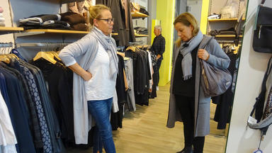 Shopping Queen - Gruppe Bielefeld: Tag 5 \/ Sabine