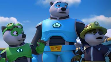Kingdom Force - Gefahr Im Grizzly-tal