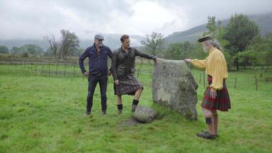 Men In Kilts - Die Schotten Kommen - Sport In Schottland