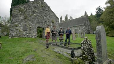 Men In Kilts - Die Schotten Kommen - Clans Und Ihre Symbole