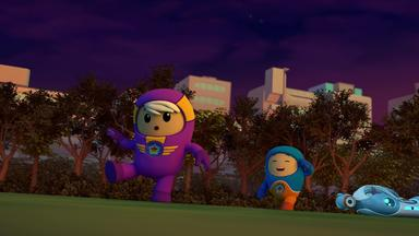 Go Jetters - Seatlle Space Needle