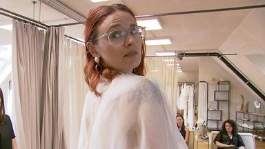 Zwischen Tüll Und Tränen - Ein Ausgefallenes Brautkleid Für Eine Mutige Braut