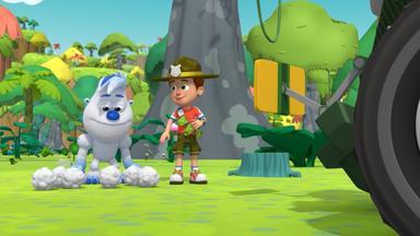 Ranger Rob - Die Große Schatzsuche Im Tier-spaß-park \/ Ein Schneesturm Im Tier-spaß-park