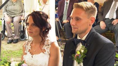 4 Hochzeiten Und Eine Traumreise - Tag 2: Laureen Und Chris, Steinfeld