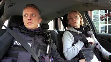 Polizei Im Einsatz - Auto-poser Im Visier