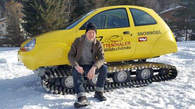 Grip - Das Motormagazin - Det Sucht Automatikauto  Krasse Schneefräsen  Auktion Düsseldorf  Dubai Supersprint