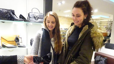 Shopping Queen - Gruppe Hannover: Tag 5 \/ Elisabeth