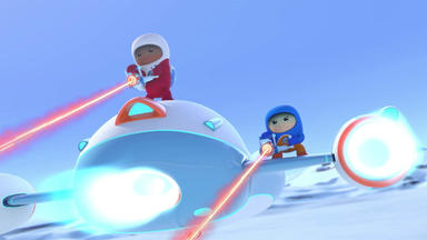 Go Jetters - Die Eisberge Von Ilulissat