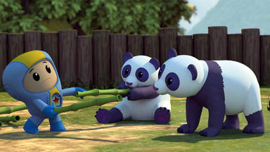 Go Jetters - Das Panda-reservat