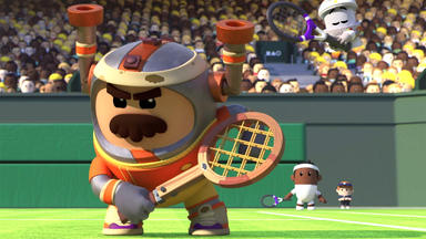 Go Jetters - Wimbledon, Grimmbeldon