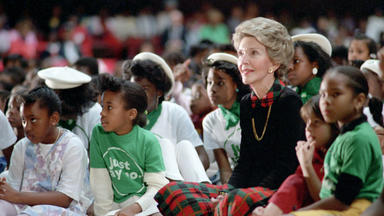 First Ladies - Frau. Macht. Politik. - Nancy Reagan