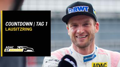 Raceday - Adac Gt Masters - Countdown - Lausitzring - Tag 1