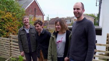 Garden Rescue: Wer Rettet Meinen Garten? - Eine Savanne In Großbritannien