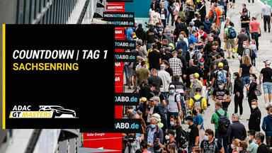 Raceday - Adac Gt Masters - Countdown - Sachsenring - Tag 1