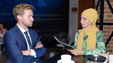 Gzsz - Nazan Behält Die Nerven, Als Der Roboter Aussteigt
