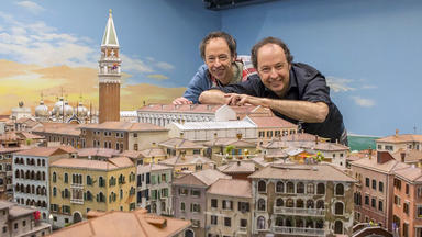 Miniatur Wunderland Xxl - Die Entstehung Venedigs