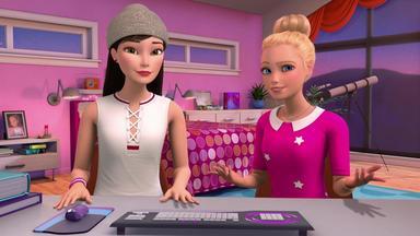 Barbies Videotagebuch - Freunde-challenge Mit Renee