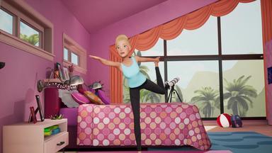 Barbies Videotagebuch - Yoga-challenge