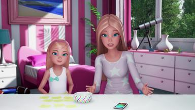 Barbies Videotagebuch - Tierpantomime Challenge