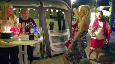 Bella Italia - Camping Auf Deutsch - Talentshow Auf Dem Campingplatz