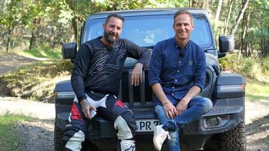 Grip - Das Motormagazin - Wer Gewinnt Das Große Us-duell Jeep Vs. Harley?