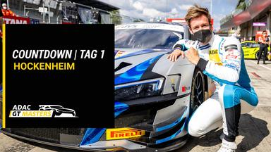 Raceday - Adac Gt Masters - Countdown - Hockenheim - Tag 1