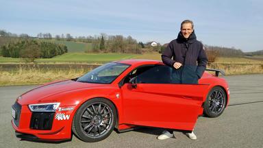 Grip - Das Motormagazin - Det Sucht Roadster - Reportag - 24h Daytona - Audi R8 V10 Plus Mtm - Tokio Extrem