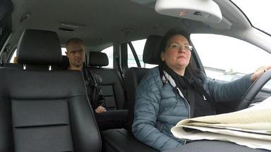 Der Blaulichtreport - Taxikunde Entpuppt Sich Als Entflohener Straftäter