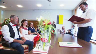4 Hochzeiten Und Eine Traumreise - Tag 2: Claudia Und Alfred, Rohrbach An Der Lafnitz (a)