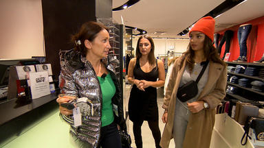 Shopping Queen - Gruppe Düsseldorf: Tag 5 \/ Neslihan