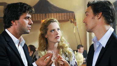 Doctor's Diary - Romantisch: Drei Männer Auf Haasenjagd