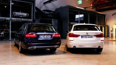Auto Mobil - Thema U.a.: Reportage: Diesel Vs. Elektromobil