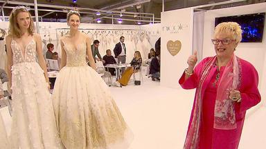 Zwischen Tüll Und Tränen - Brautmodenmesse In Barcelona