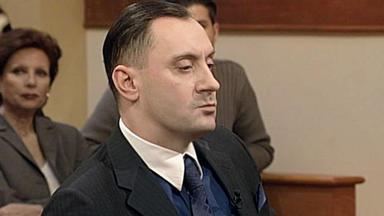 Das Strafgericht - Bürgermeister Versucht Seine Frau Umzubringen