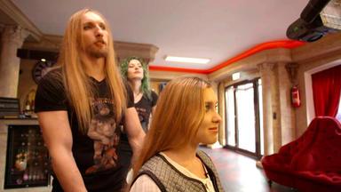 Einfach Hairlich - Die Friseure - Krystin Geht Mit Jessi Auf Einen Kurzhaartrip