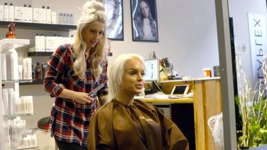 Einfach Hairlich - Die Friseure - Madlen Will Vanessa Eine Verführerische Mähne Zaubern