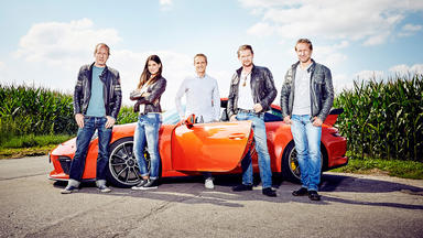 Grip - Das Motormagazin - Det Sucht Den Ultimativen 7-sitzer - Der Frühjahrsputz