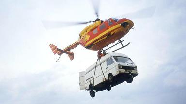 Medicopter 117 - Falsche Zeit, Falscher Ort