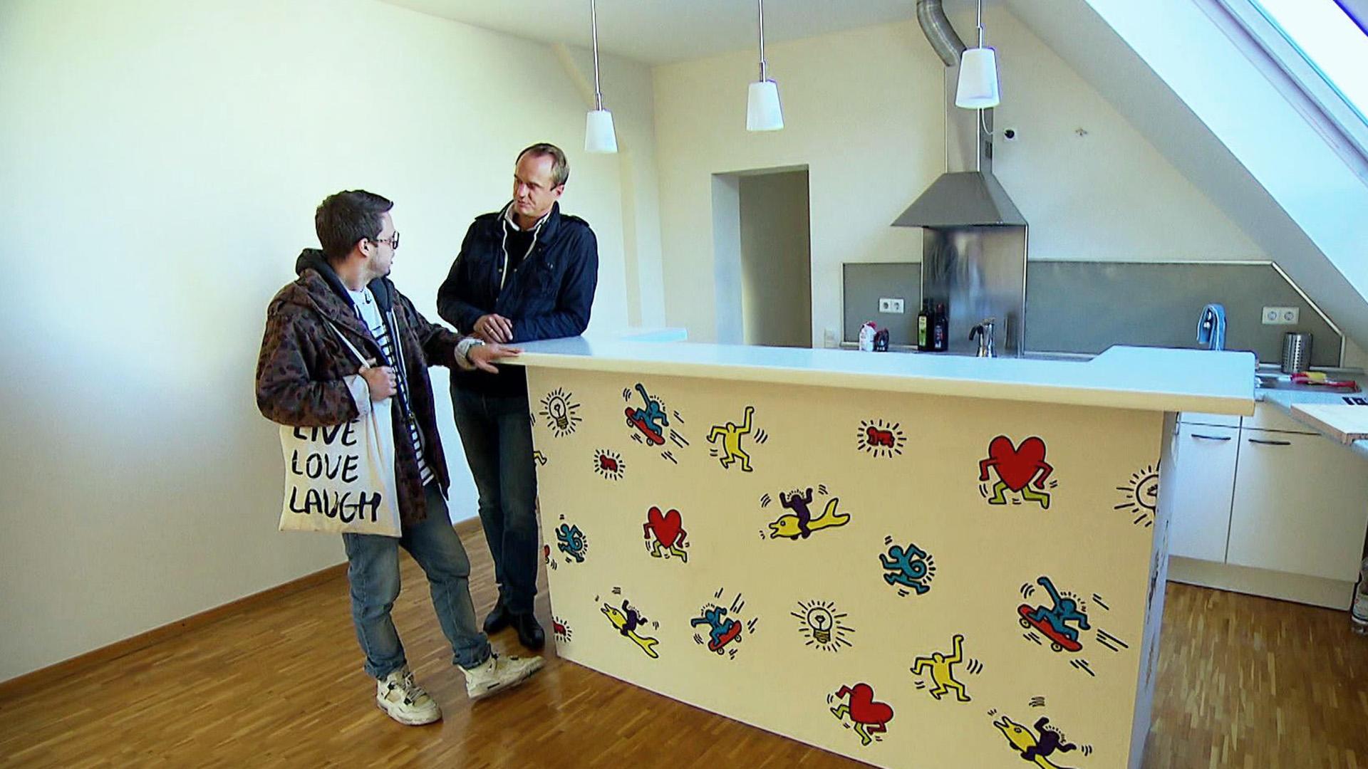 Radiomoderator sucht Single-Wohnung | Folge 13