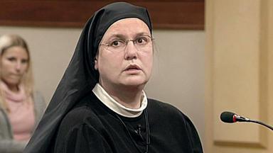 Das Strafgericht - Nonne Auf Konfrontationskurs
