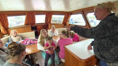 Die Wollnys - Eine Schrecklich Große Familie! - Bootstour In Holland - Teil 2