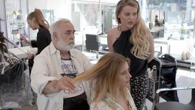 Einfach Hairlich - Die Friseure - Theresa Geht Sparsam Mit Lob Um