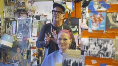 Einfach Hairlich - Die Friseure - Frank Stylt Nicole Für Ihre Gothic-hochzeit