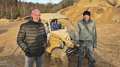 Grip - Das Motormagazin - Det Sucht Camper  Werkstatt-tipps   Aston Martin Vantage  Stars Im Schlamm Iv