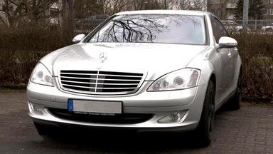 Auto Mobil - Thema U.a.: Tuningprofis: Mercedes S-klasse Teil 2