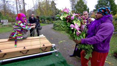Die Trovatos - Detektive Decken Auf - 25-jähriger Stört Trauerfeier Von Gutsituierter Ehefrau