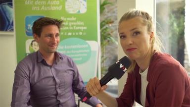 Auto Mobil - Thema U.a.: Reportage: Mietwagen Im Ausland Mit Anni Dunkelmann