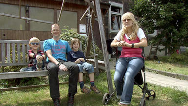 Zuhause Im Glück - Der Rollstuhlgerechte Umbau Des Hauses Ist Wichtig